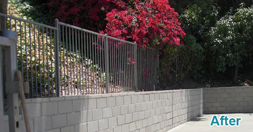 Orange County Retaining Wall Contractor