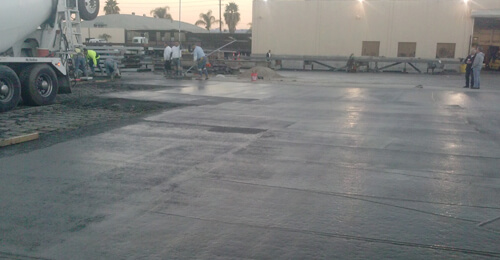OC Parking Lot Construction