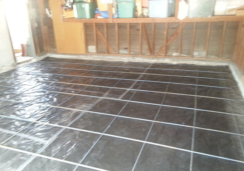 Concrete Garage Floor Replacement Brea