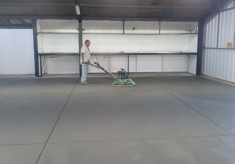 Industrial Concrete Floor Anaheim